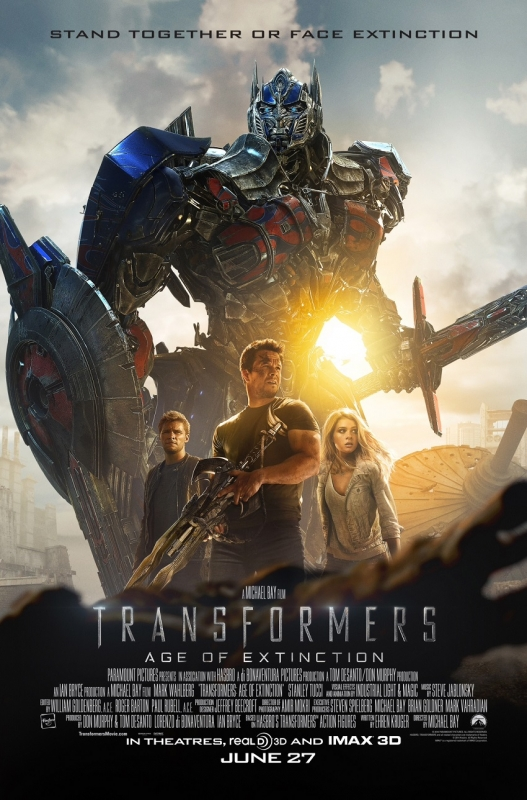 Film Review: Transformers: Age of Extinction