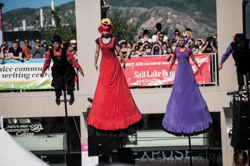 2014 Utah Arts Festival: Saturday 06.28