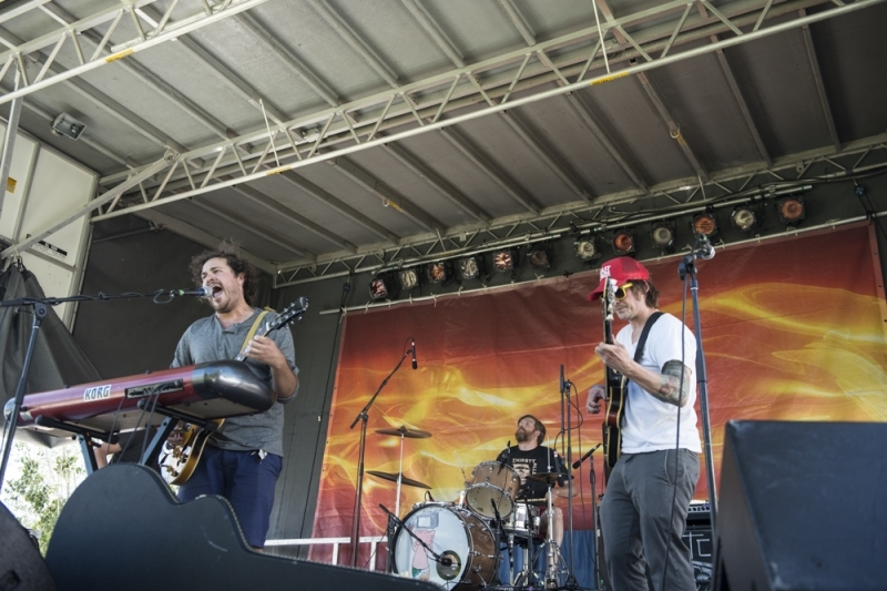 2014 Utah Arts Festival: Sunday 06.29 with Zodiac Empire, Watches, Son of Ian, The Green Leefs, Harper & Midwest Kind