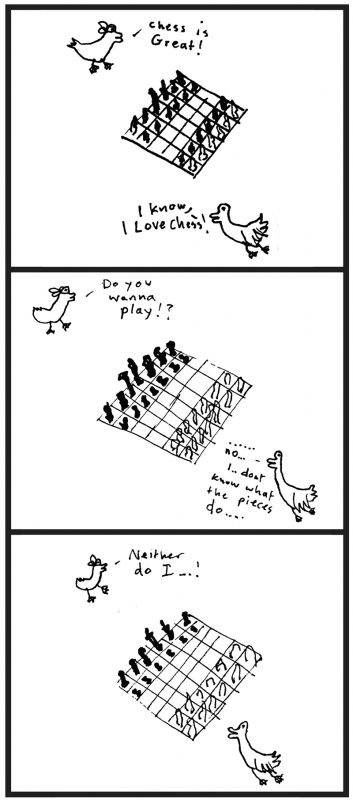 Grandmaster Duck