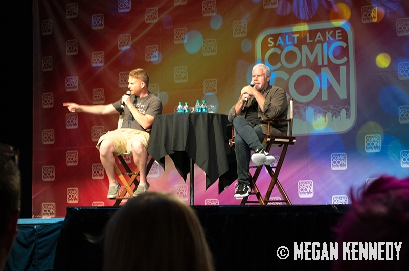 Salt Lake Comic Con 2014: Ron Perlman Panel