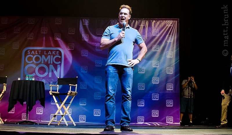 Salt Lake Comic Con 2014: Patrick Warburton
