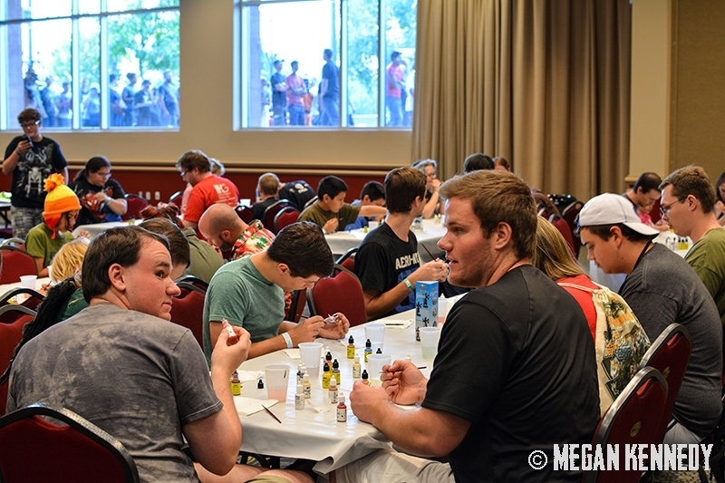 Salt Lake Comic Con 2014: Tabletop Games and RPGs Day Two