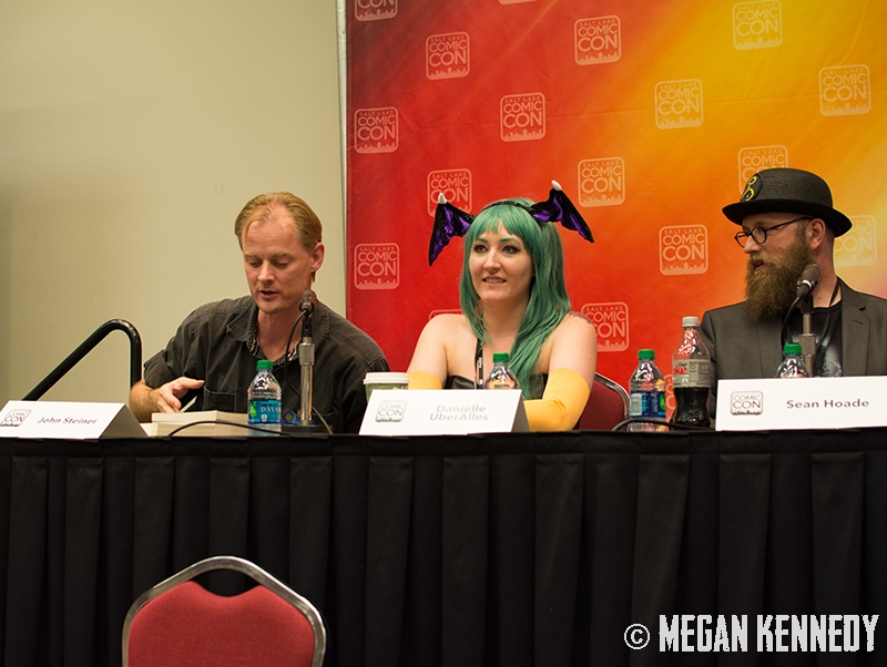 Salt Lake Comic Con 2014: George Romero Panel