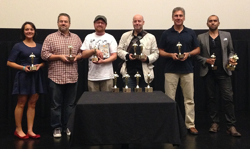 Salt Lake Comic Con 2014: Film Festival