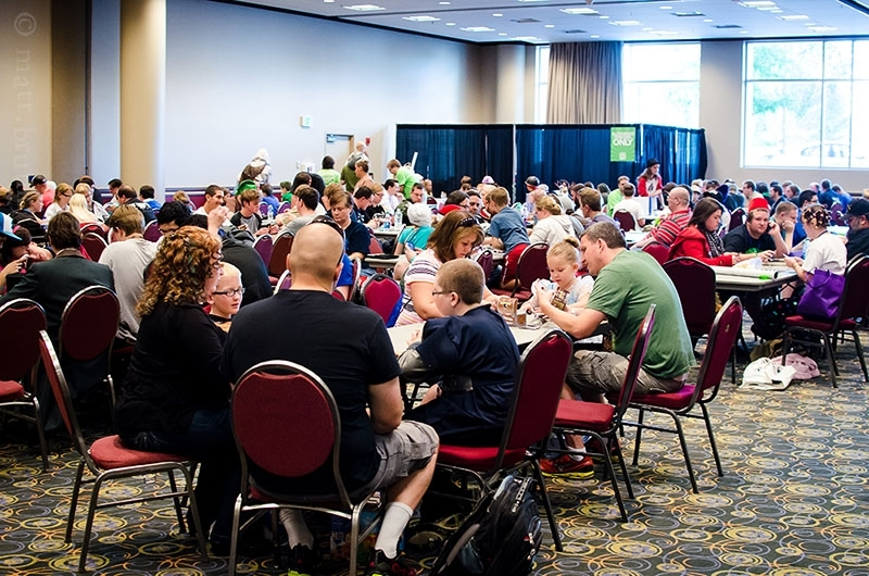 Salt Lake Comic Con 2014: Tabletop Games and RPGs Day Three