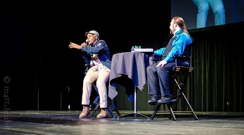 Salt Lake Comic Con 2014: Danny Glover