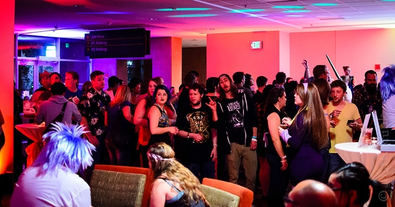 Salt Lake Comic Con 2014: Comic Con Bash