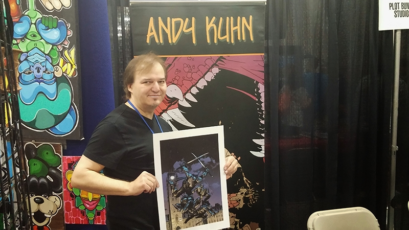 Salt Lake Comic Con 2014: More Swords Please – The Booths of Salt Lake Comic Con
