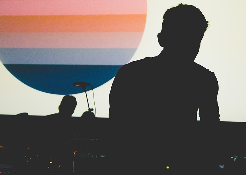 Tycho @ The Depot 09.17 With Christopher Willits
