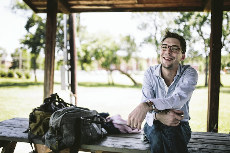 An Afternoon Chat with Justin Townes Earle