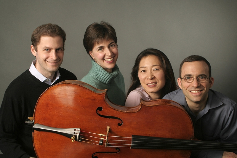 Brentano String Quartet @ Libby Gardner Concert Hall 10.06