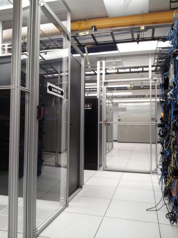 XMission Shows Off Their Data Center Upgrades