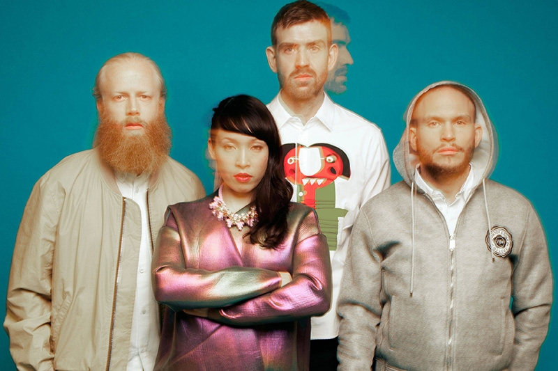 Little Dragon @ The Complex 10.22 with Shy Girls