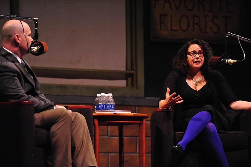 Media Speaks: Brooke Gladstone @ SLCC Grand Theater 10.27