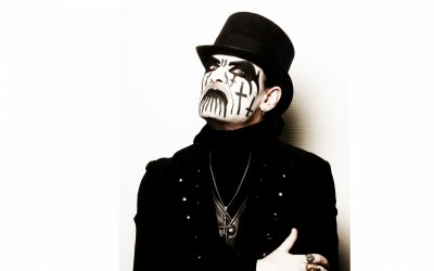 King Diamond will bring heavy metal horror to The Complex on Oct. 26. Photo