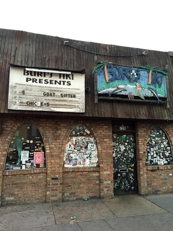 Burt's Tiki Lounge – In Memoriam