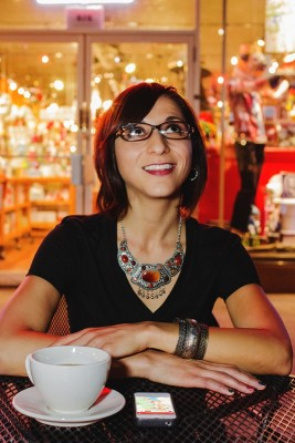 Using the app NomNom Finder, which Hala Saleh helped develop, the variable locations of Utah's food trucks can be found right at your fingertips. ç