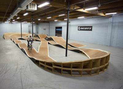 Wasatch Indoor Bike Park