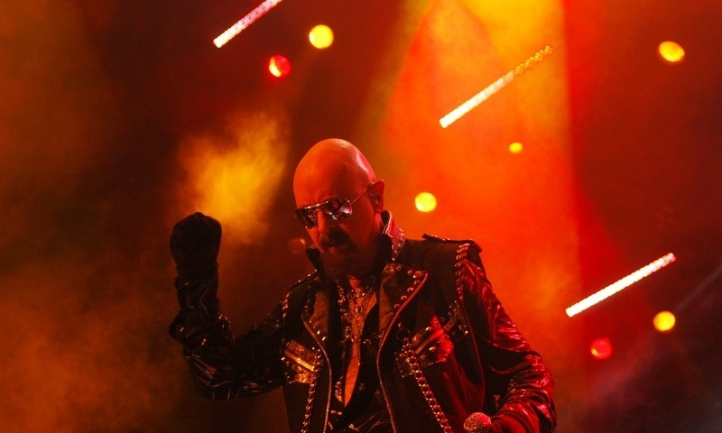 Judas Priest at The Maverik Center