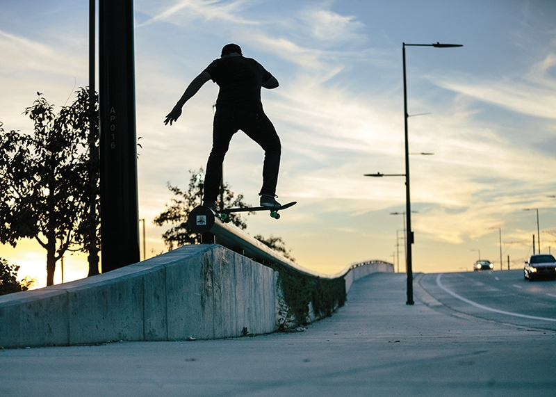 SLUG Skate Photo Feature: Isaiah Beh
