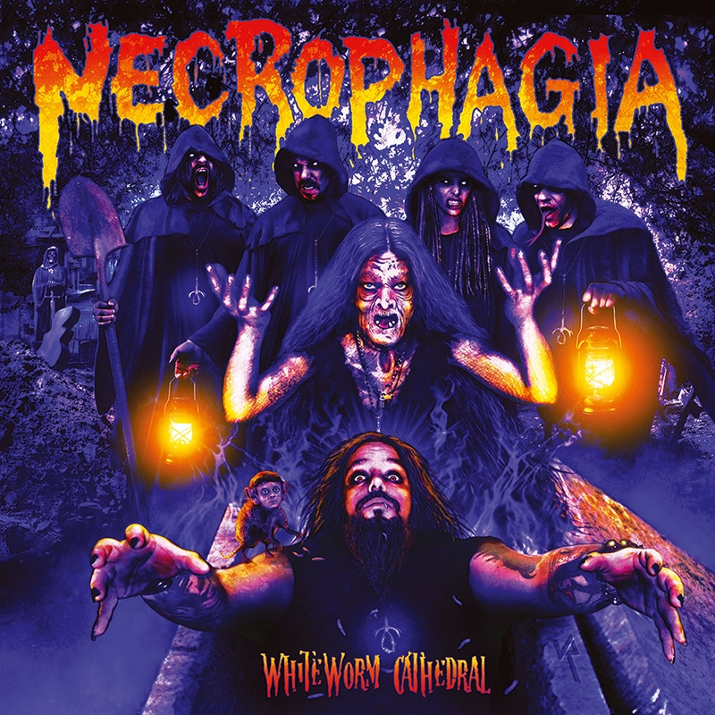 Top 5: Necrophagia