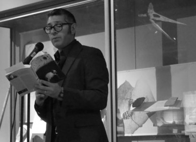 Michael Mejia reads Forgetfulness.