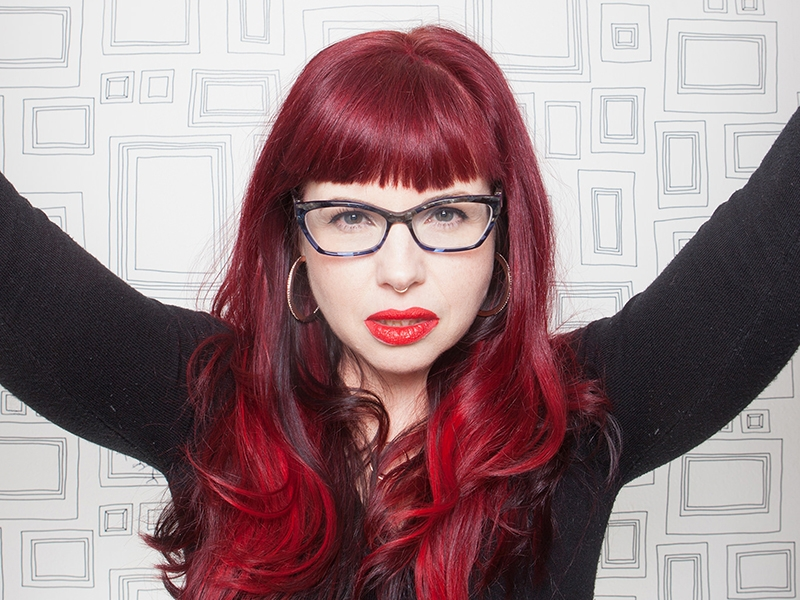 Kelly Sue DeConnick's