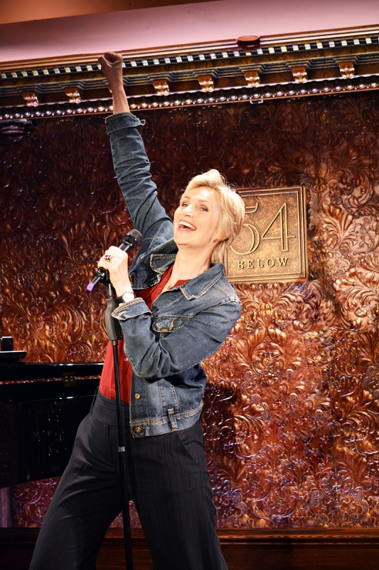 A Conversation with Jane Lynch