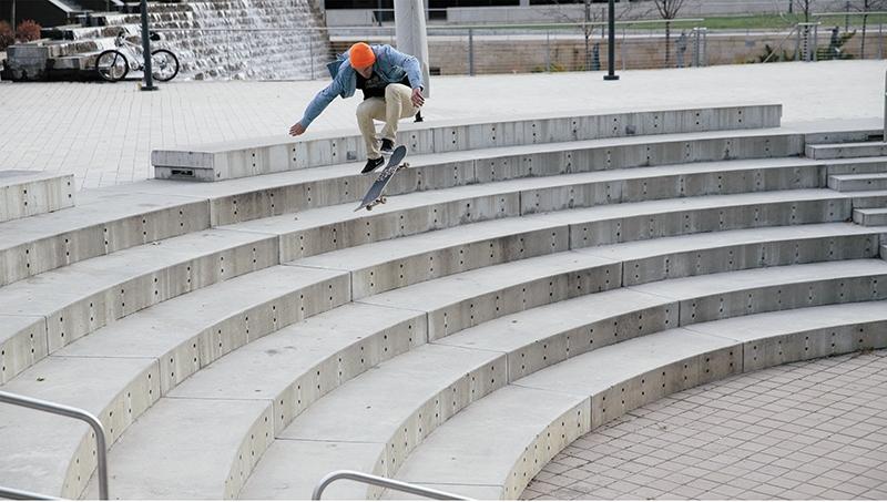 SLUG Skate Photo Feature: Taylor Green