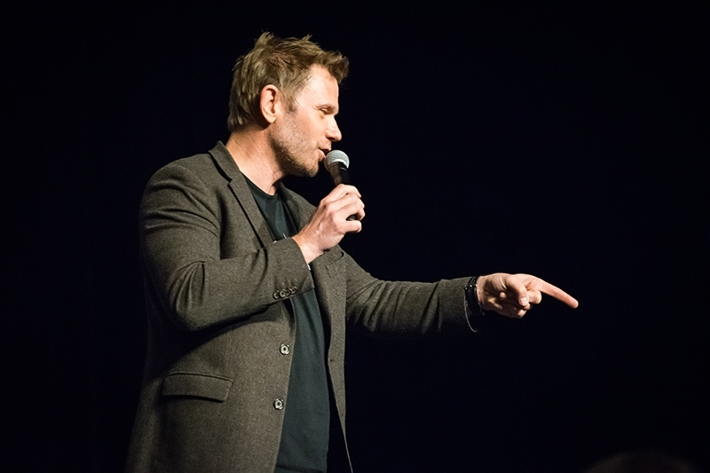 Psychopath with a Purpose or: An Evening with Mark Pellegrino