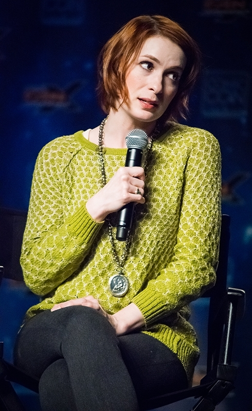 Felicia Day: Celebrity Spotlight Panel