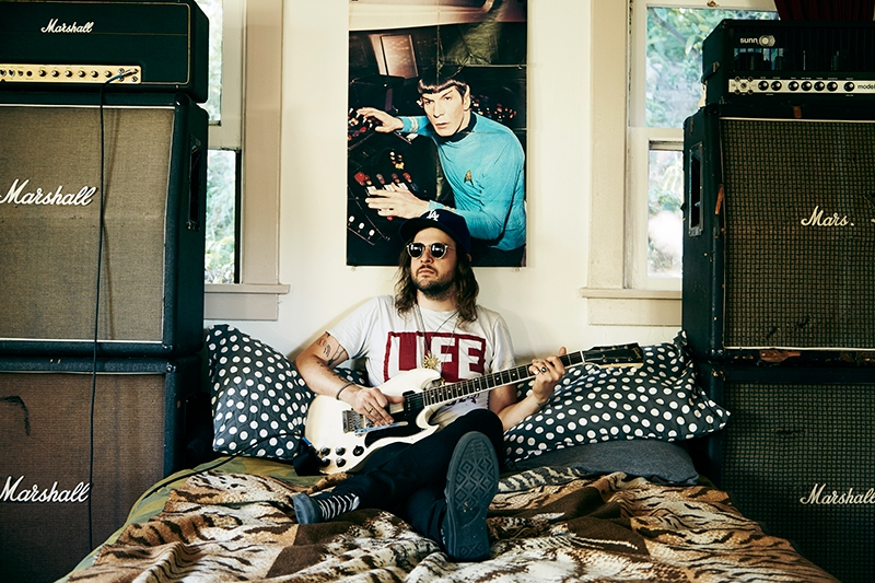 King Tuff @ Kilby Court 01.28 with Breakers, Rich Girls