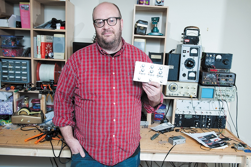 Ned Clayton: Creative Music Electronics with Hex Amps