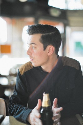 Rhymesayers rhyme-slinger Grieves stops by the 801 on Feb. 20 at The Complex.