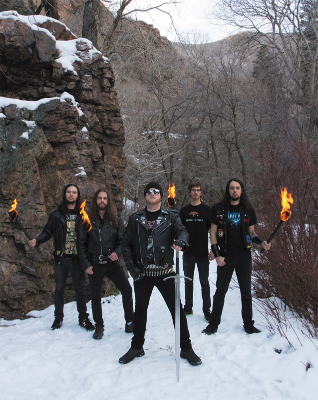 Visigoth make their full-length debut with The Revenant King on the legendary Metal Blade label.