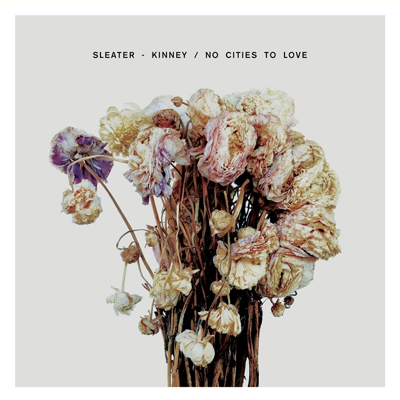 No Cities To Love: Sleater-Kinney Rock The Depot