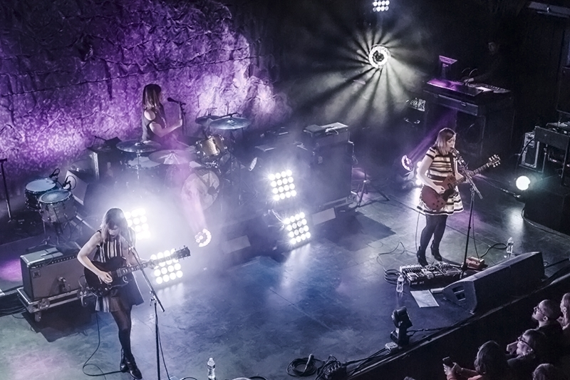 Sleater-Kinney @ The Depot 02.10 with Lizzo, DJ Sophia Eris