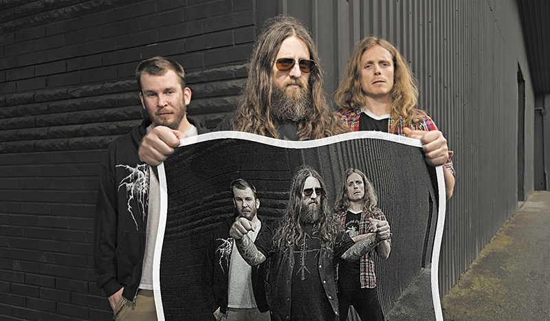 The Quest for Water: A Conversation with YOB's Mike Scheidt
