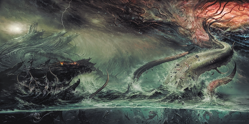 Sulphur Aeon Open the Gateway to the Antisphere