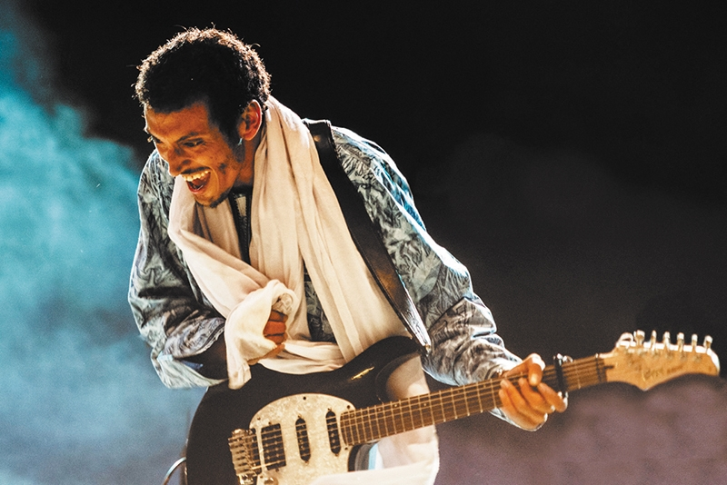 The Wanderer's Tradition: An Interview with Bombino