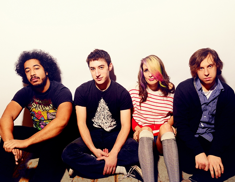 Moving on Up: an Interview with Speedy Ortiz