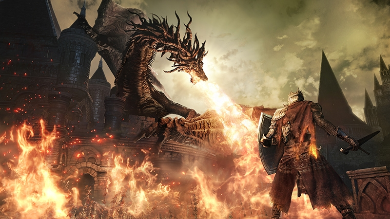 E3 2015: Prepare to Party Hard with Dark Souls 3 – Day Two