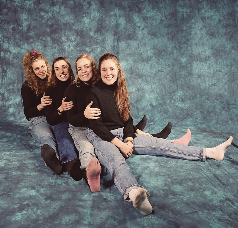 Chastity Belt: A Quartet of Cool Sluts Out on Tour
