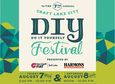 The 7th Annual Craft Lake City DIY Festival