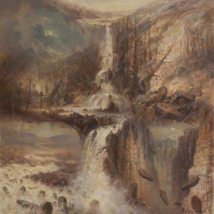 bell witch four phantoms album cover