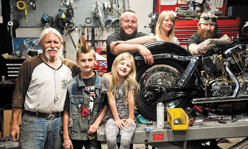 Dirty Rat Moto Cyco shop