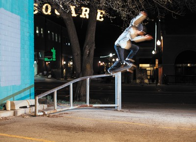 Ryan Lay Backside 50-50