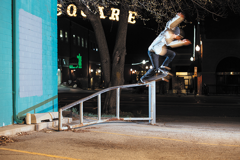 Skate Photo Feature: Ryan Lay