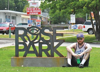 Mike Brown Rose Park